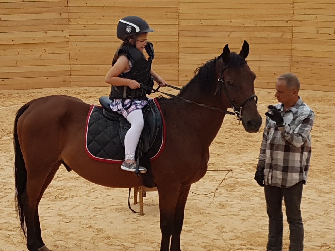 Horseback riding lessons for kids in Sarajevo