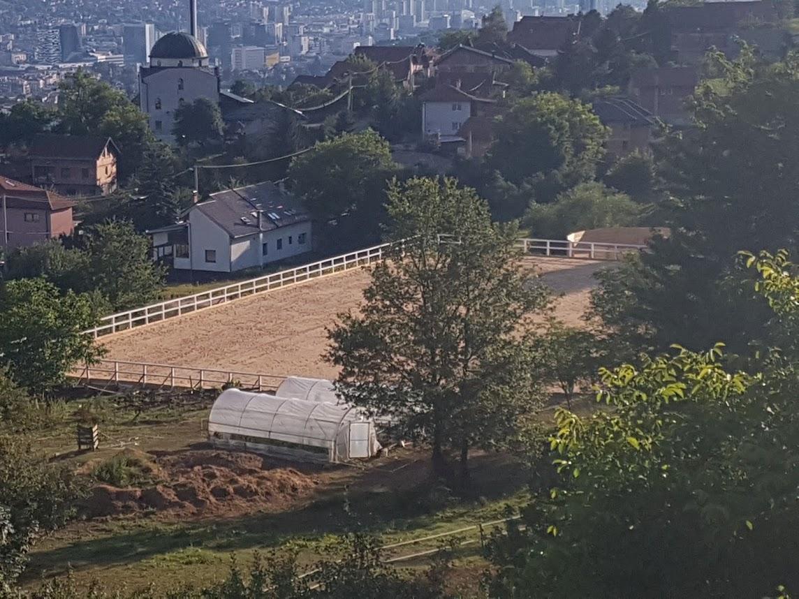 Jahanje konja Sarajevo
