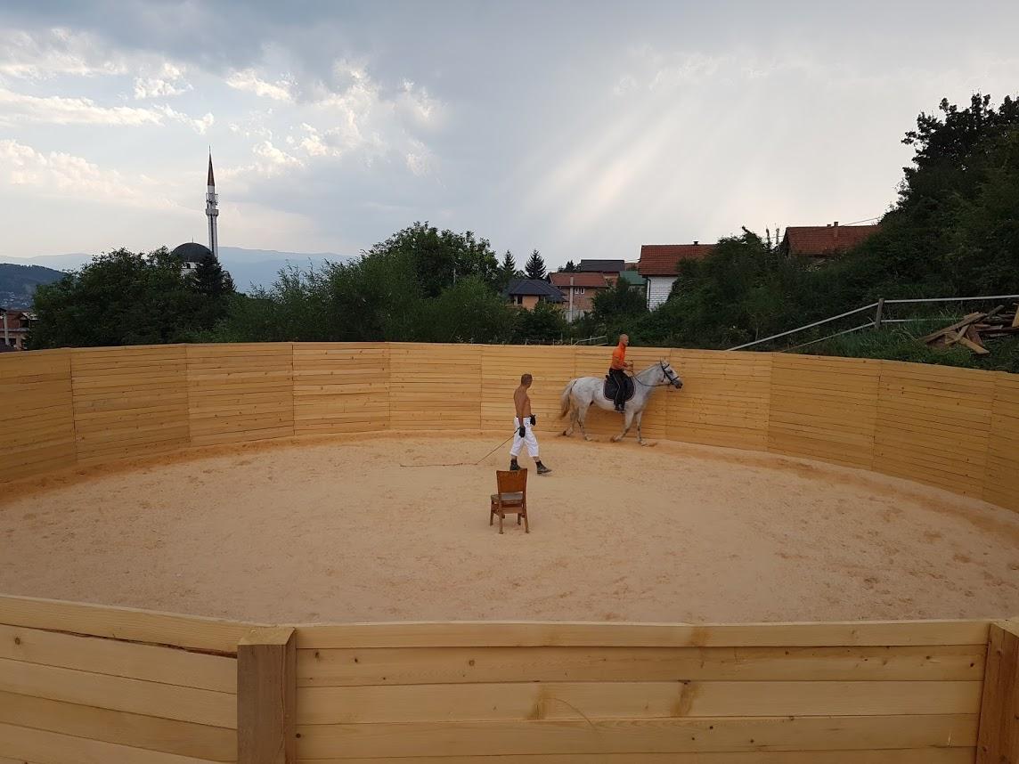 Učenje jahanja Sarajevo